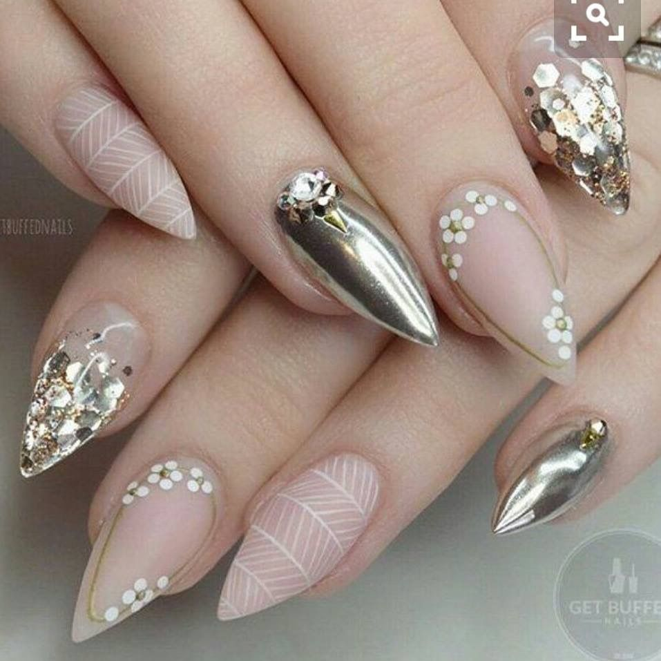 Pin by K.Anne on n a i l m e ♚ | Pinterest | Nail nail, Manicure ...