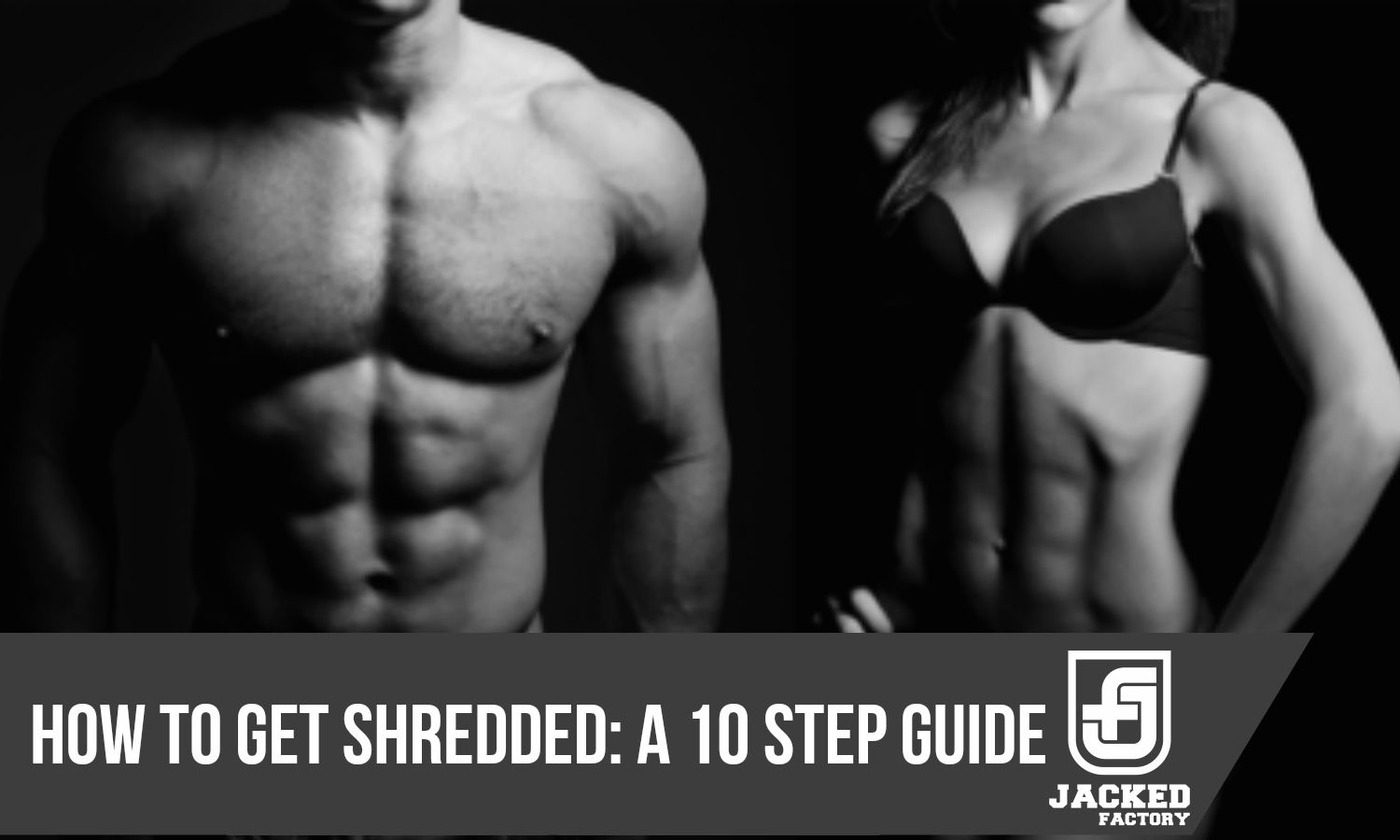 10 Steps To Getting A Shredded Physique Bodybuilding Supplements