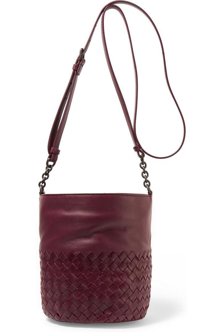 9084cfaa8885 Bottega Veneta Intrecciato Leather Bucket Bag
