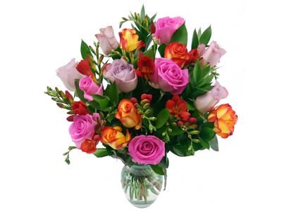 The Devastatingly Delicious Daydream Delight Bouquet Is An Eye Catching And Vivid Floral Arrangement De Beautiful Bouquet Of Flowers Ordering Roses Flower Gift