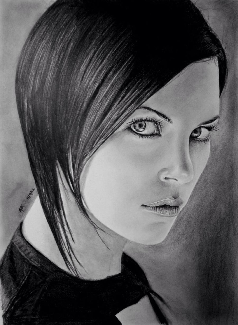 Charlize Theron As Aeon Flux By Eemran On Deviantart Kick Ass