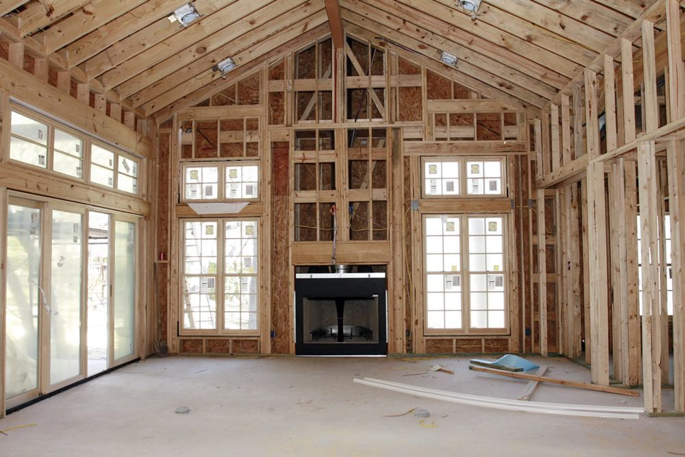 Great Room Layout Sunroom Addition Family Home Plans Living