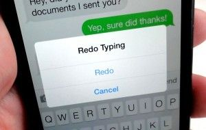 iOS 7 Shake to redo typing 300x190 iOS 7 tip: Dont like what you typed? Just shake to undo