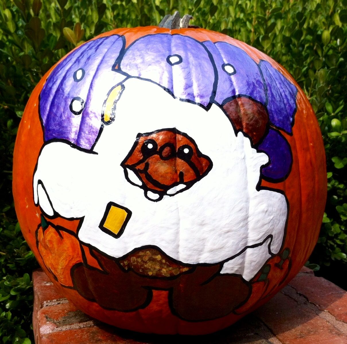 Pin By Kimberly Tylicki On Pumpkin Painting