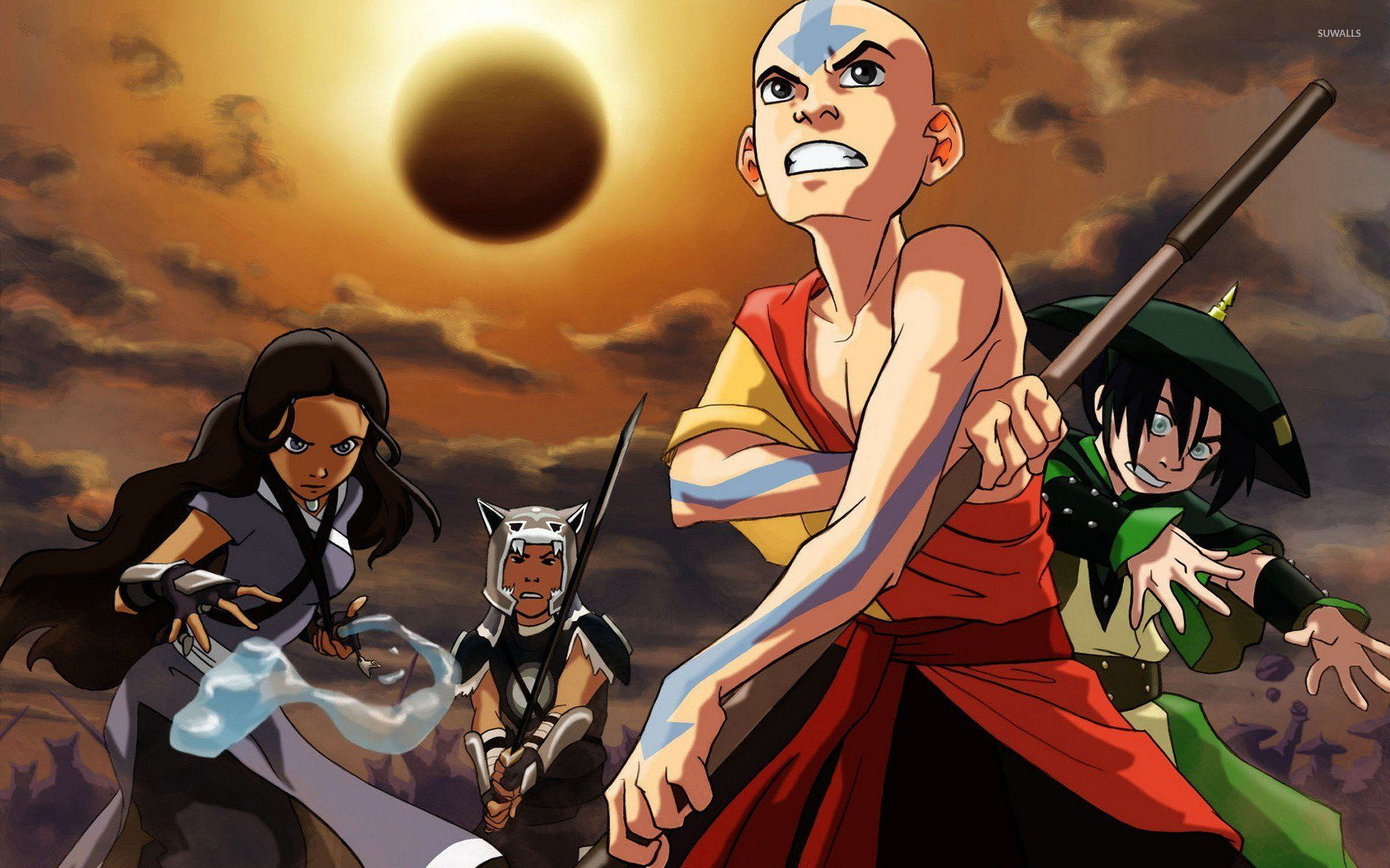 Avatar The Last Air Bender Wallpaper For Mobile Phone Tablet Desktop Computer And Other The Last Airbender Anime Avatar The Last Airbender The Last Airbender