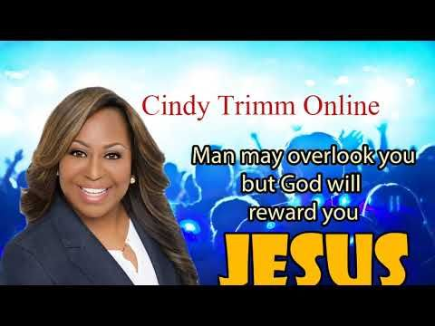 Pastor Cindy Trimm - When you have Christ on your side