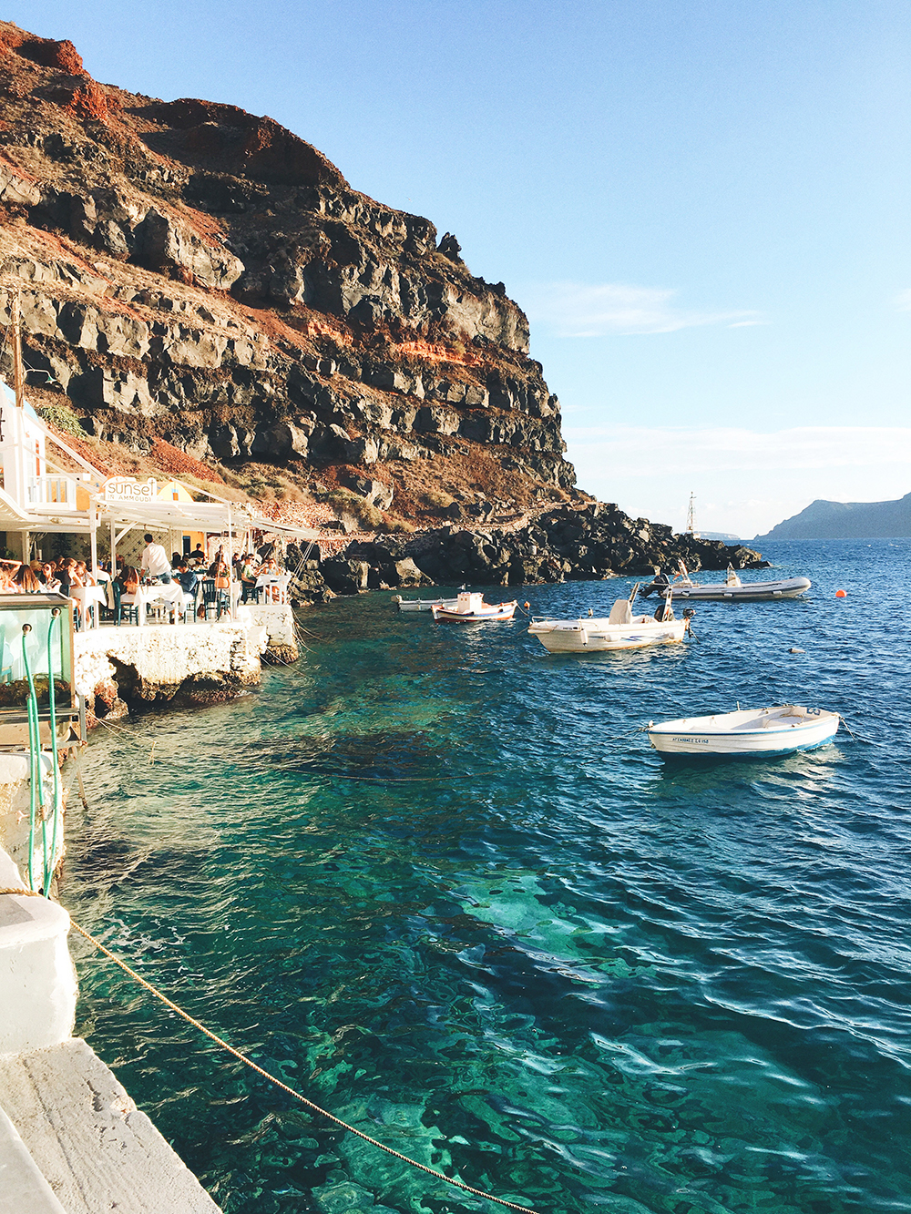 Our Honeymoon To Greece - LivvyLand|Austin Fashion and Style Blogger