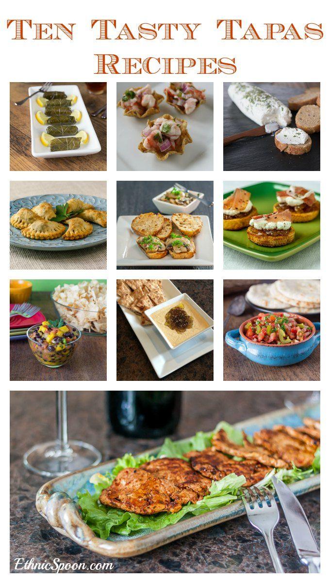 Tapas Menu Ideas For Dinner Party Part - 38: Pinterest