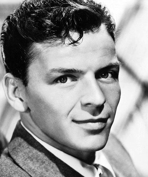 A Young Frank Sinatra: The Voice | The Talents | Pinterest ...
