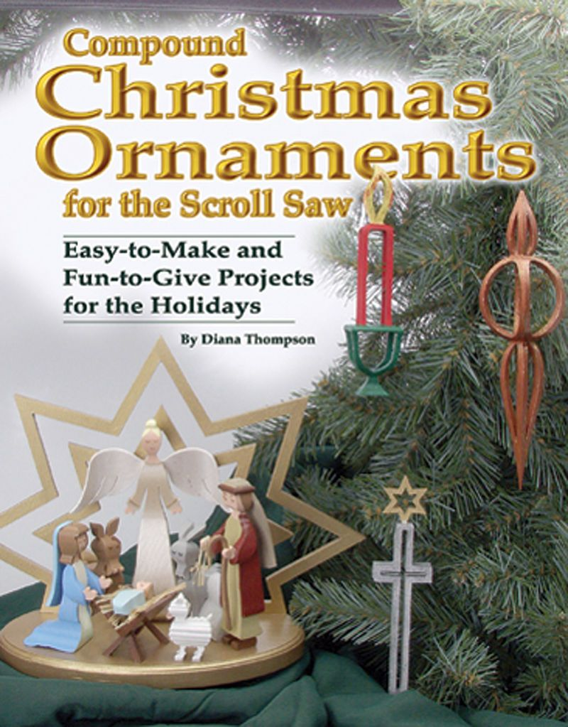 Author(s): Diana L. Thompson - Easy-to-Make and Fun-to-Give Projects for the Holidays  Our Price:  $14.95  57 patterns in this book including:  - Gingerbread man  - Ice Skating Snowman  - Holiday Stockings  - Chilly Penguin  - Holiday Teddy Bears  - Santa and Mrs. Claus  - 3 Angels  - Over 15 Icicle Ornaments  - And many others
