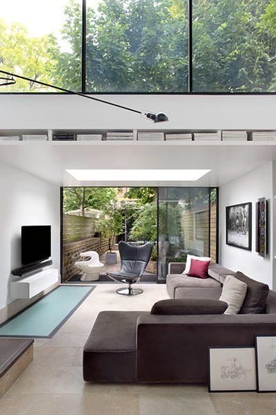1840 Interior Design: 1840s Brick Cottage In London Gets Astonishing Modern