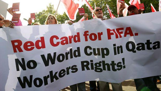 منظمة العمل الدولية تدعو للحد من انتهاك لحقوق العمال المهاجرين فى قطر