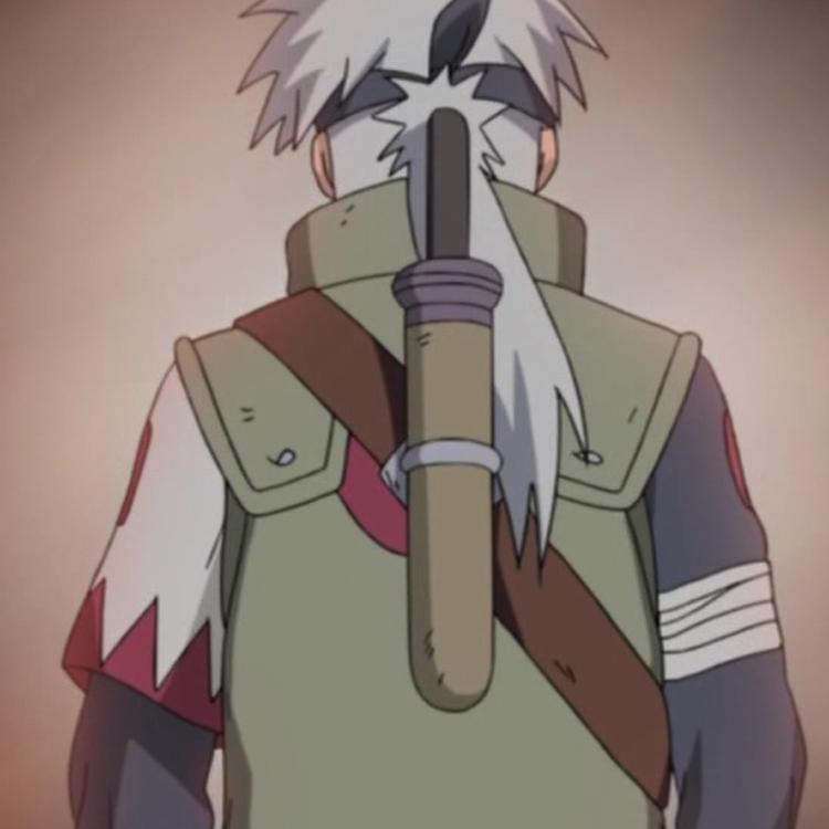 Hatake Sakumo   Izuna uchiha, Kakashi father, Anime