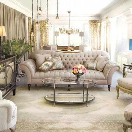 Perfect Arhaus Club Sofa   Swooning!