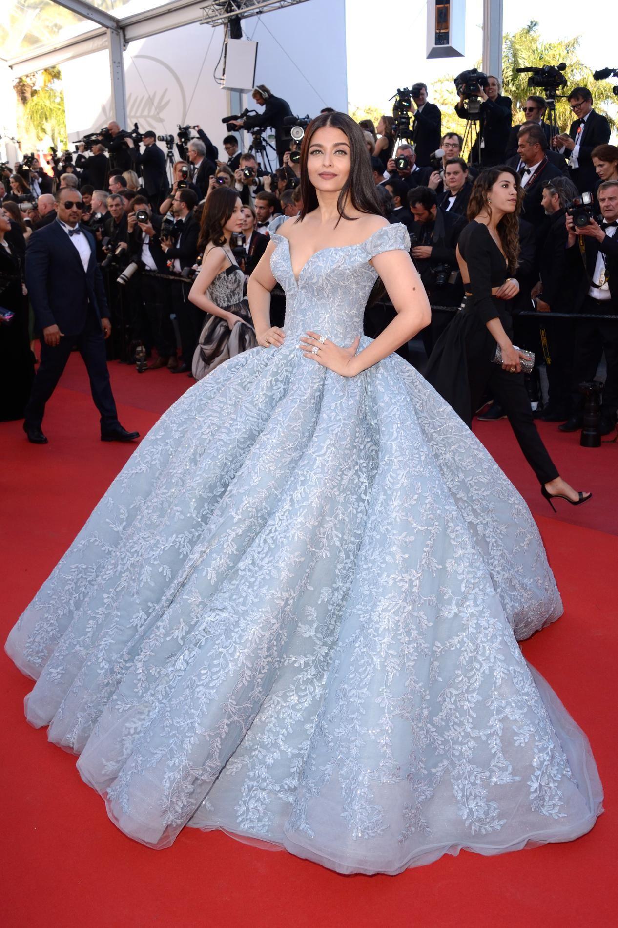 Aishwarya rai wedding dress  Nicole Kidman Elle Fanning Laetitia Casta Les plus belles