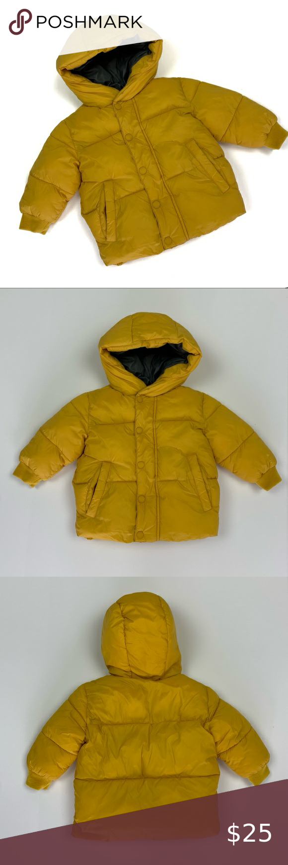 with patch yellow size 12 months boy Jacket