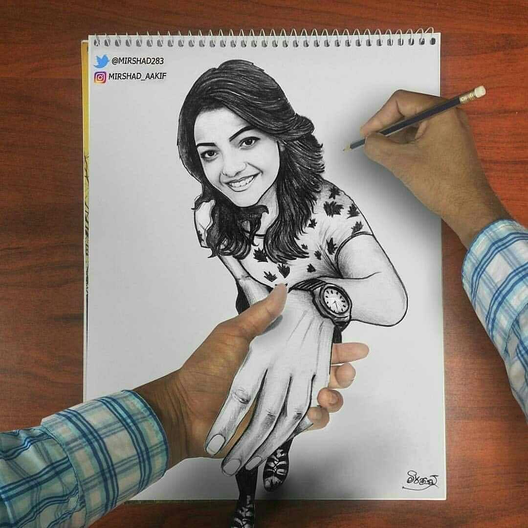 Keerthy Suresh | Prity n Beautiful in 2019 | Dessin, Peinture
