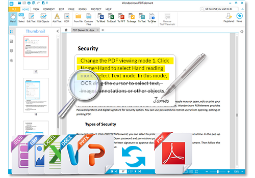 Best Alternative for Foxit PDF Editor for Mac and Windows