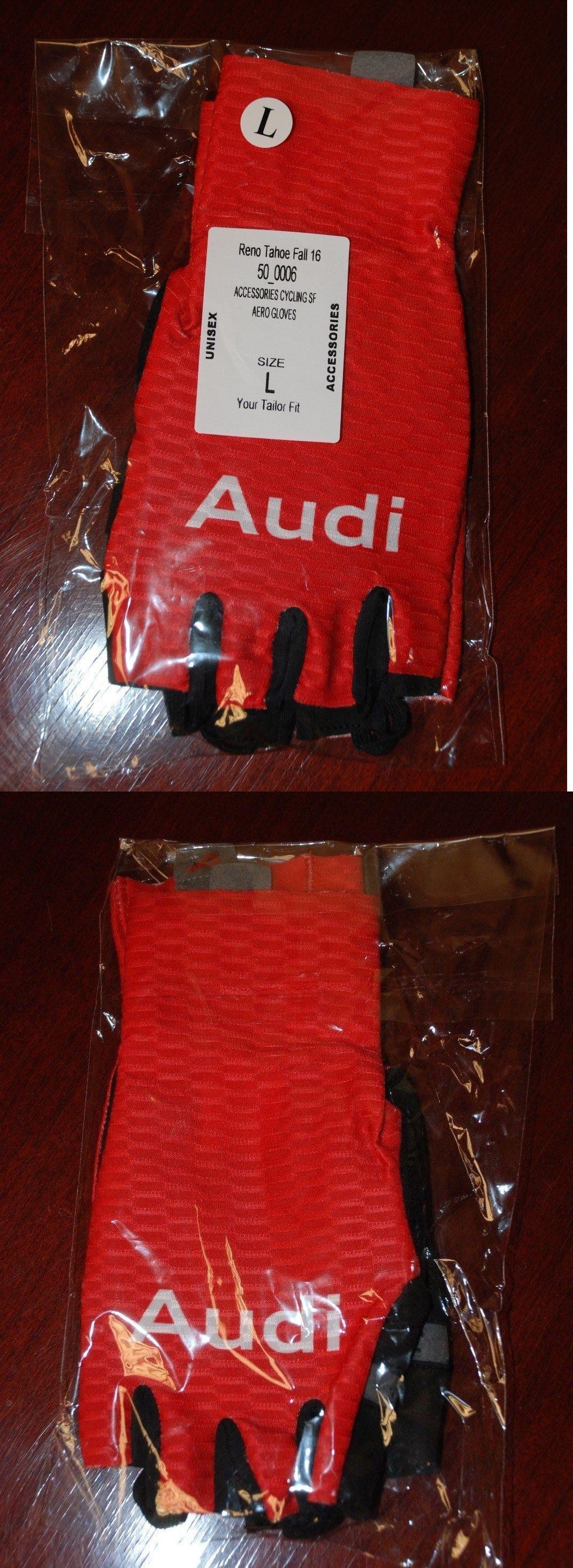 Gloves cuore audi reno tahoe cycling team men s aero