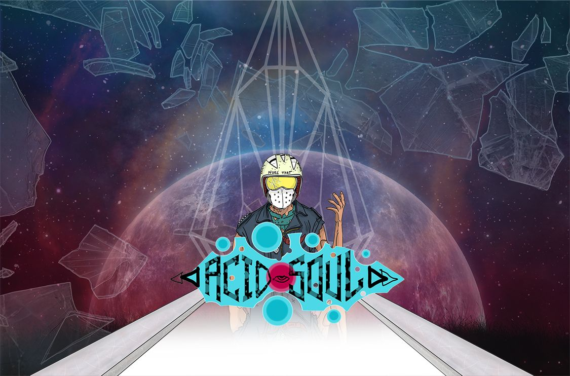 Acidsoul Indie Game Launchpad An Ultra Dynamic Air Hockey Game With Splitscreen Online Multiplayer And Rpg Style Sto Indie Games Air Hockey Games Indie