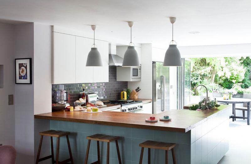 I Like This Layout: U Shaped Kitchen / Contemporary Kitchen By Matteo  Bianchi Studio