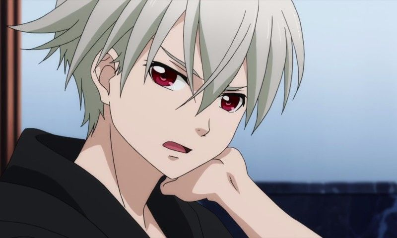When He S Angry He S Still So Cool D Kobayashi Yoshio Cute Anime Boy Anime Anime Characters