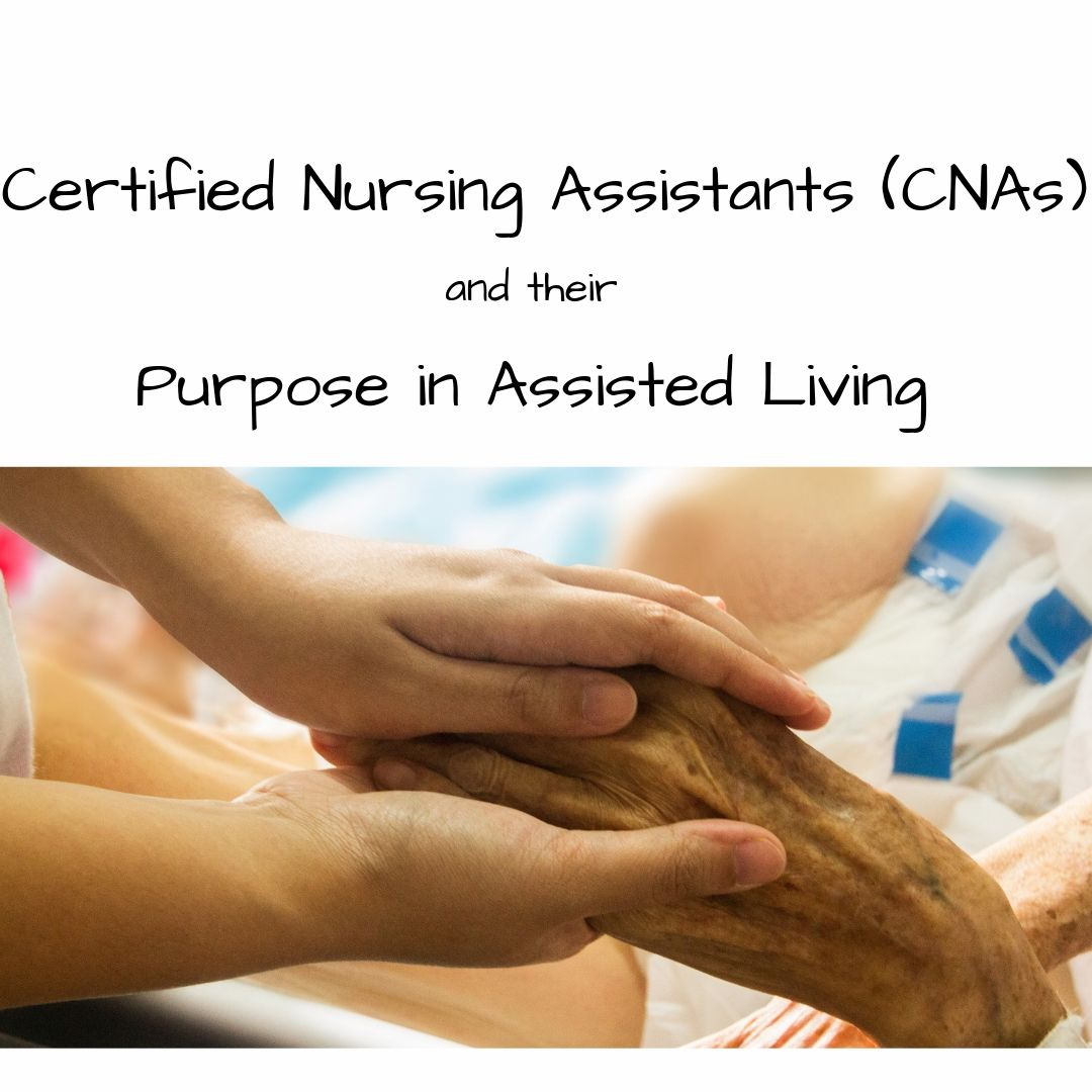 New Blog Post Up About Our CNAs At Blog.belairecare.com