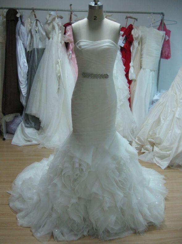 replica Vera Wang (Jasmins Bridal) found on Weddingbee.com | Wedding ...
