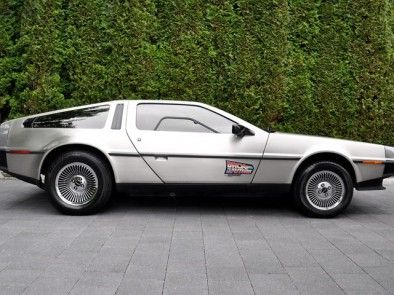 delorean de lorean dmc 12 auto us classic cars cars. Black Bedroom Furniture Sets. Home Design Ideas