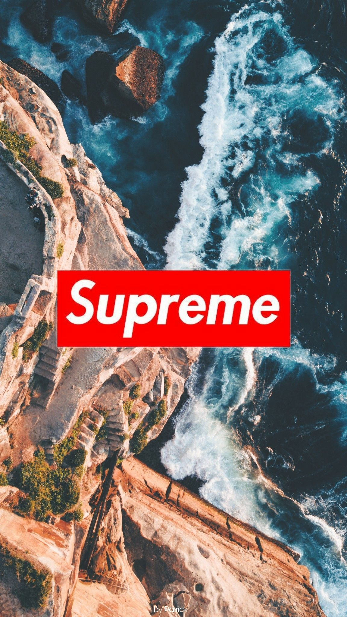 Pin by TKX101 on wallpapers   Supreme wallpaper, Android ...