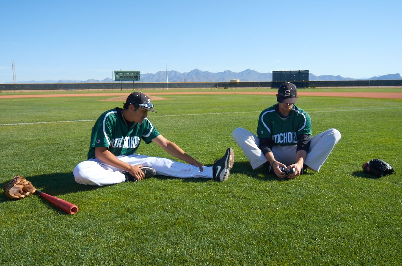 Scottsdale Community College Baseball 2013 Team Scottsdalecc
