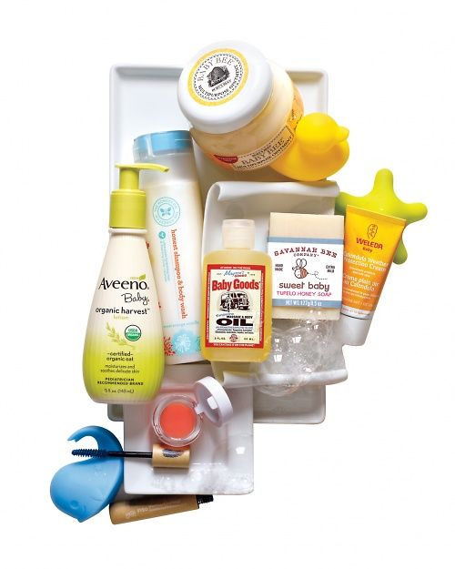 Kids' Bath and Body Products for Adults