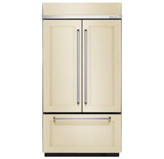 Kitchenaid Kbfn502e French Door Refrigerator French