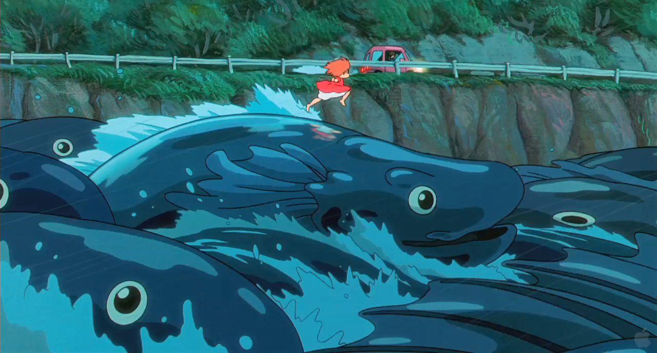 Cine para celebrar al maestro de la animación Hayao