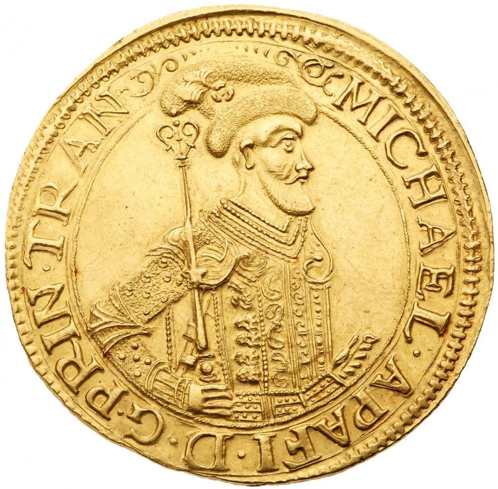 Regulation 1668: Realisations (Public Auctions) / Coins - Gold