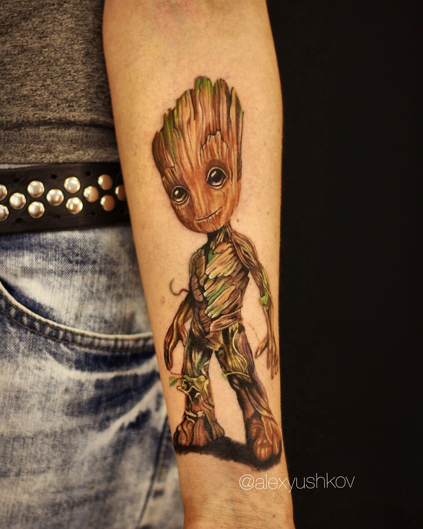 baby groot tattoos pinterest baby groot tattoo and babies. Black Bedroom Furniture Sets. Home Design Ideas