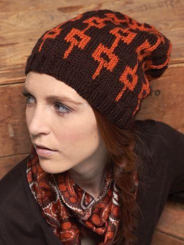 Around the Block Fair Isle Hat | Yarn | Free Knitting Patterns ...
