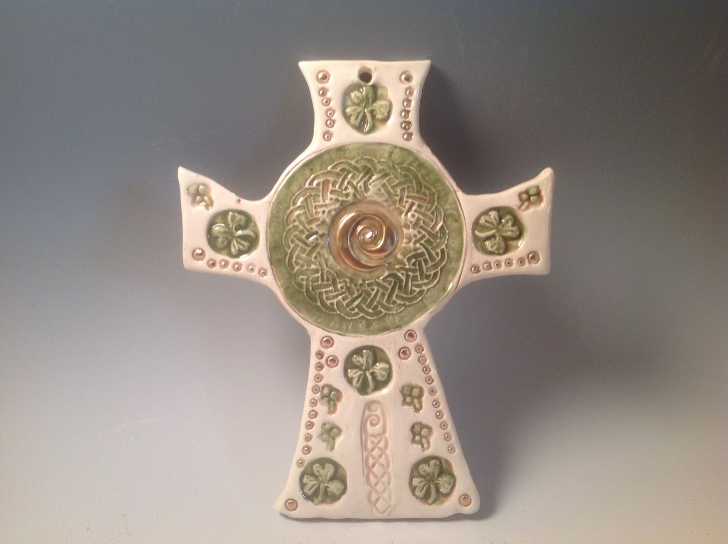 Celtic crossceltic cross wall decorceltic knotsshamrocksirish celtic crossceltic cross wall decorceltic knotsshamrocksirish pottery by amipublicfo Images