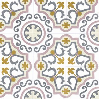 Mosaic del Sur Zementfliesen Motiv 10225 mir Rabatt auf ...