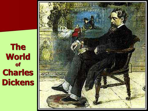 Charles Dickens and A Christmas Carol PPT, suitable for KS2 and Secondary years. Very well ...