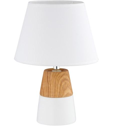 Eglo 97095a Sorita 11 Inch 40 00 Watt White Table Lamp Portable Light Eglo Table Lamp Portable Light