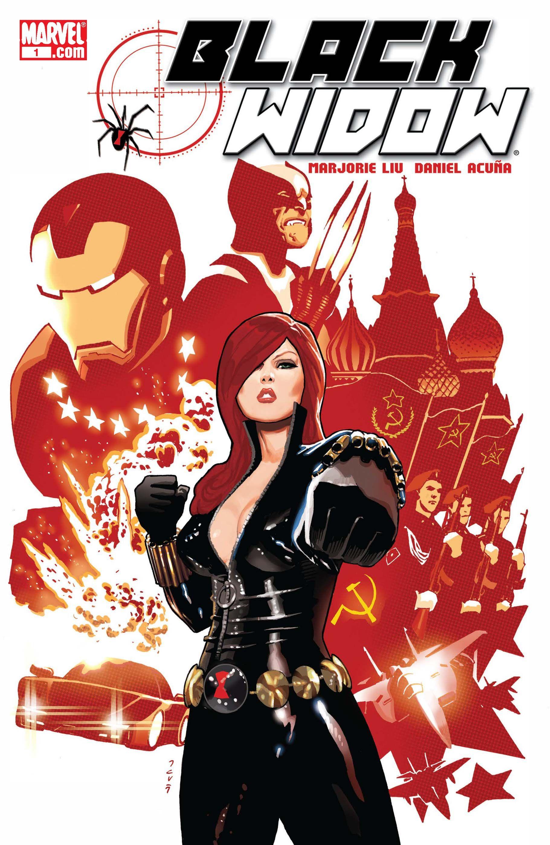 Marvel Comics June 2010