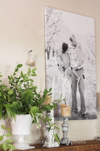 Clarita S Home Made Lovely Engineer Prints Large Family Pictures Home Decor