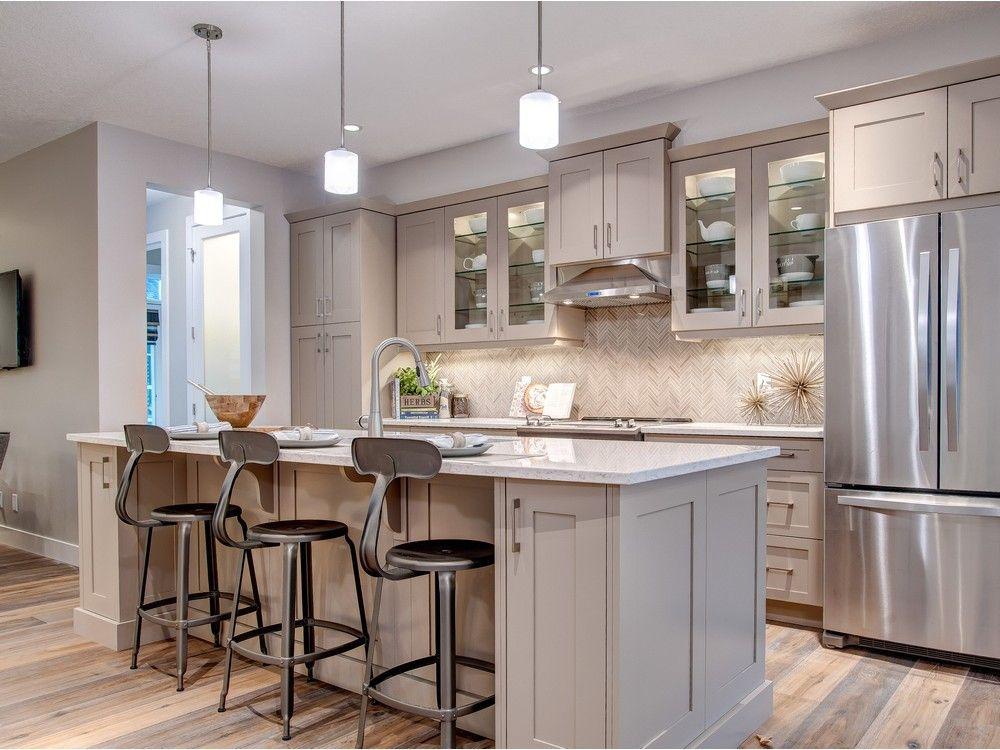 Best Kraftmaid Kitchen Cabinets Home Depot Mattamy Homes 400 x 300