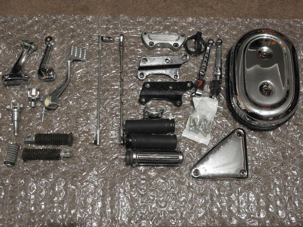 Sponsored(eBay) Harley Davidson Parts,Brake Pedal KAO 3