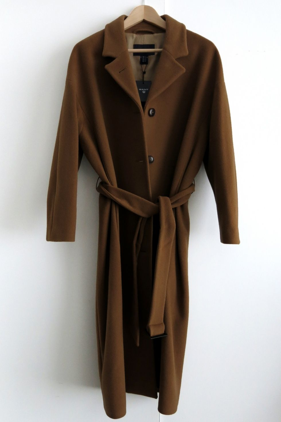 Gant coat camel chic pinterest autumn fashion cold