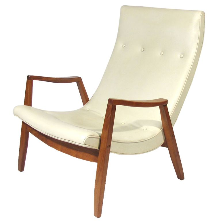 Captivating Milo Baughman Lounge Chair