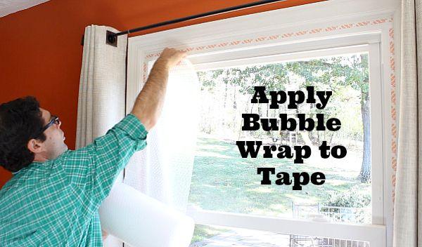 How To Weatherize Windows