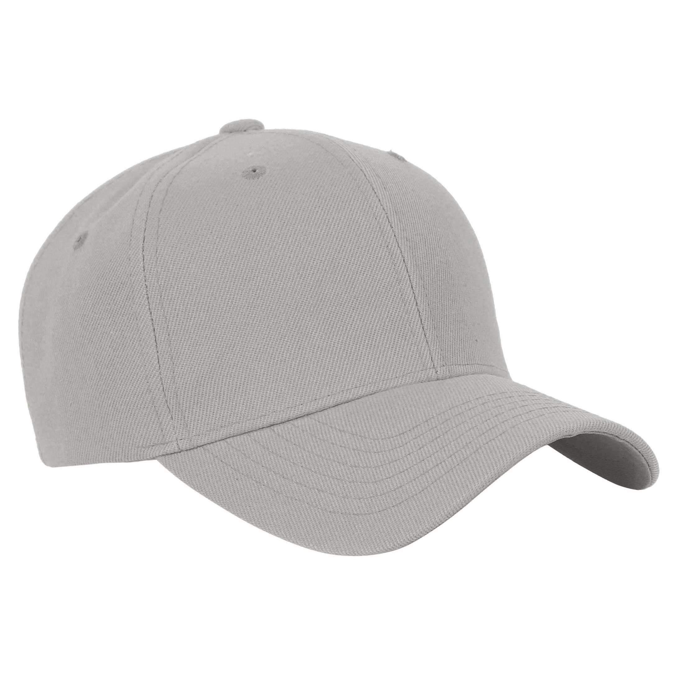 f1a71a8c6f1 Solid Adjustable Velcro Baseball Cap