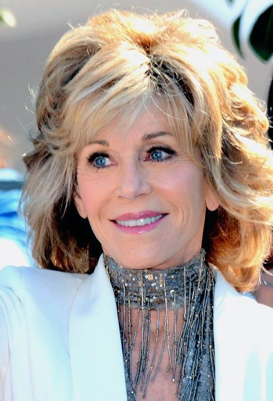 Jane Fonda - Wikipedia | Found It In Wikipedia | Pinterest | Actresses